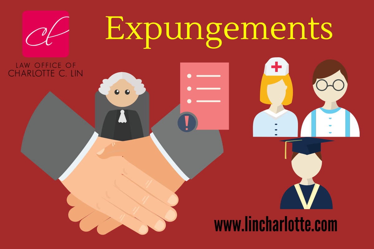 Law Office of Charlotte C. Lin | DUI Expungement